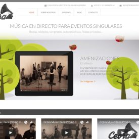 Ceora Band Music